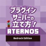 Minecraft【統合版】プラグインサーバーの立て方!